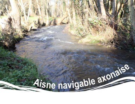 Aisne navigable
