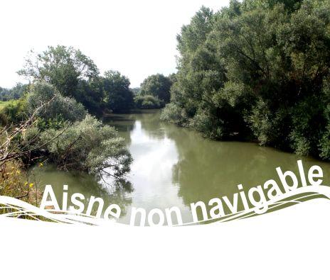 Aisne non navigable