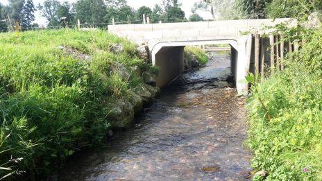 Restauration de la continuité écologique sur le Lerzy à La Capelle - Terminée