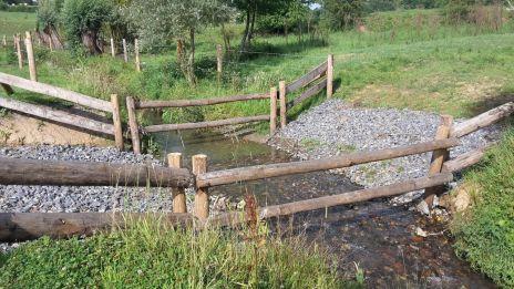 Programme de restauration et d'entretien du Lerzy - Tranche 1 à 3