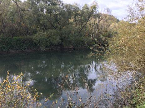Désembâclement de la rivière Aisne : programme 2 - tranche 2 - Terminé